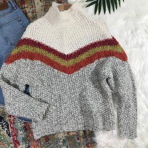 Free People • Turn Around Tunic Sweater
